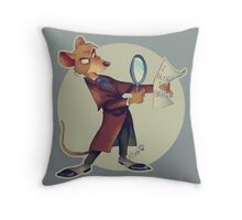 I believe in Basil!! Throw Pillow