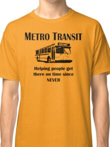 METRO RAGE Classic T-Shirt