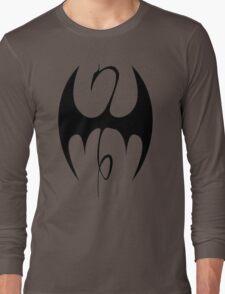 Iron Fist emblem Long Sleeve T-Shirt