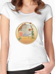 Olde Shire Brew - Lorien Women's Fitted Scoop T-Shirt