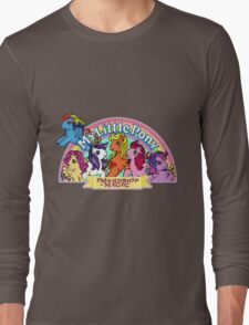Vintage friendship is magic. Long Sleeve T-Shirt