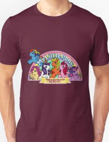 Vintage friendship is magic. T-Shirt