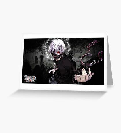 Tokyo Ghoul Greeting Card