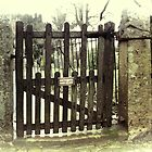 Side Gate by Country  Pursuits