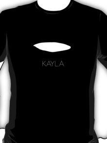 Kayla Orca Eyepatch T-Shirt Version 2 T-Shirt