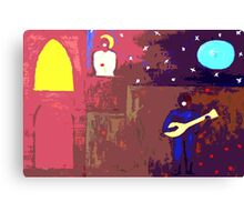 ROMEO AND JULIET Canvas Print