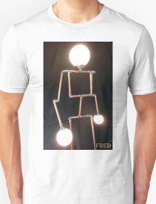 Lamp Man - FredPereiraStudios_Page_11 T-Shirt