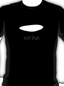 Katina Orca Eyepatch T-Shirt Version 2 T-Shirt