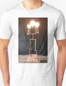 Lamp Man - FredPereiraStudios_Page_09 T-Shirt