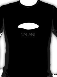 Nalani Orca Eyepatch T-Shirt Version 2 T-Shirt