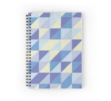 Triangles [love to all lovers] Spiral Notebook