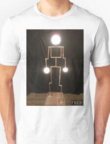 Lamp Man - FredPereiraStudios_Page_05 T-Shirt