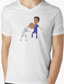 Headbutt Mens V-Neck T-Shirt
