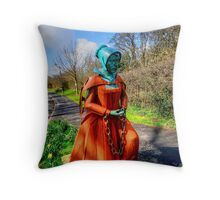 Witches Of Pendle Throw Pillow