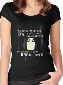 Dark One Women's Fitted Scoop T-Shirt