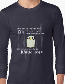Dark One Long Sleeve T-Shirt