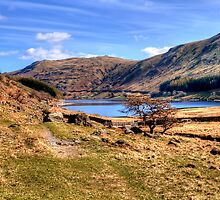 Haweswater, Lake District by Stephen Smith