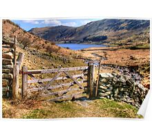 Haweswater, Lake District Poster