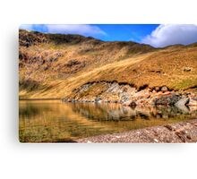 Blea Water, Lake District Canvas Print