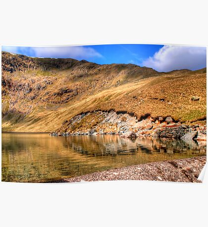Blea Water, Lake District Poster