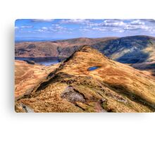 Haweswater, Lake District Canvas Print