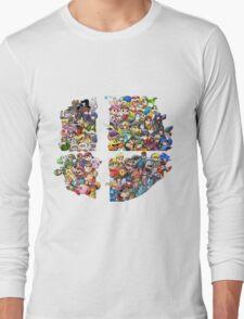 Super Smash Bros. 4 Ever Long Sleeve T-Shirt