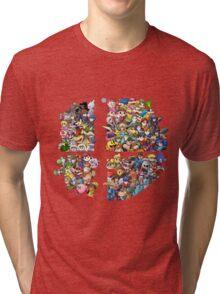 Super Smash Bros. 4 Ever Tri-blend T-Shirt