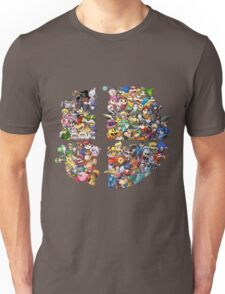Super Smash Bros. 4 Ever Unisex T-Shirt