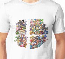 Super Smash Bros. 4 Ever Unisex T-Shirt