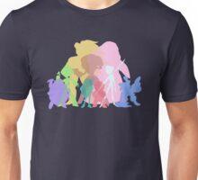 Gems Colors Unisex T-Shirt