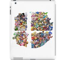 Super Smash Bros. 4 Ever iPad Case/Skin