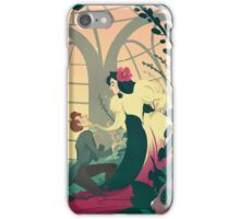 The Sorceress and the Swain iPhone Case/Skin