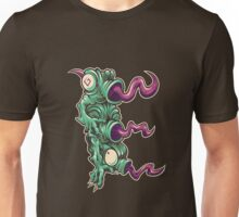 E is for Echidna Tongues Unisex T-Shirt