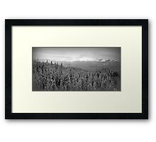 customer! Framed Print