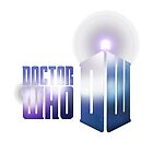 Dr. Who (Prints, Pillows & Bags) by Windows98