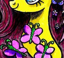 Mlp - Fluttershy Sticker