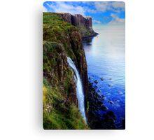 The Mealt Waterfall Canvas Print
