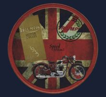 triumph history 1935 One Piece - Long Sleeve