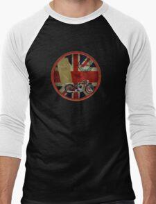 triumph history 1935 Men's Baseball ¾ T-Shirt