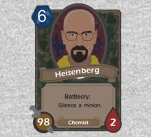 Breaking Bad Hearthstone by CBstudios