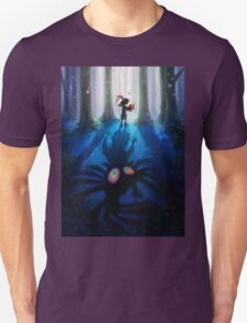 The Legend of Zelda Majora's Mask 3D Artwork #1 T-Shirt