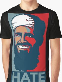HATE Graphic T-Shirt