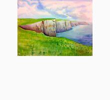 Cliffs of Moher Watercolor Unisex T-Shirt