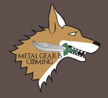 Metal gear is coming by icemanire