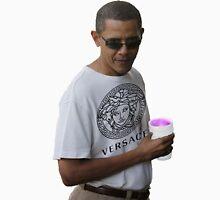 Obama Versace Lean Purple Drunk Unisex T-Shirt