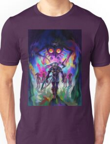 The Legend of Zelda Majora's Mask 3D Artwork #2 Unisex T-Shirt