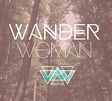 Wander Woman by GiveMore