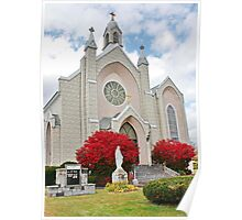 St. Joseph Roman Catholic Church USA Poster