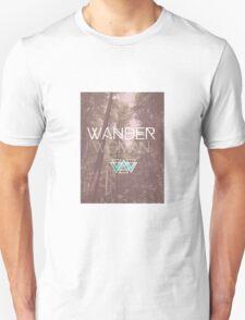 Wander Woman Unisex T-Shirt