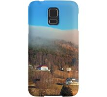 Clouds over the mountains | landscape photography Samsung Galaxy Case/Skin